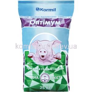 Предстарт для свиней  КОРМИЛ  ОПТИМУМ